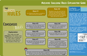 Nuzlocke Challenge Rules Explanation Guide 01 by DMKryl