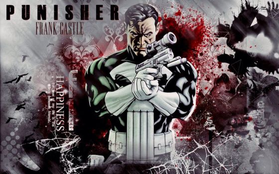 Punisher Wallpaper Request by MissAdaWong