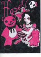 Evil Wears Pink by Tin-foiL