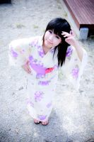yukata shoot2 by ShineUeki33