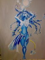 Shiva my FFX god by innor