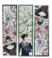 Death Note BookMarks - set 4 by FyireChilde