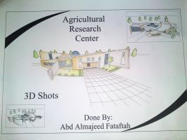 Agricultural Research Center by Abdelmajeed
