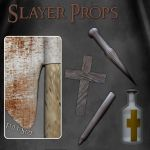Slayer Props by zememz