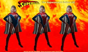 Superwoman New Supergirl 2 by dlfurman