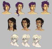 .characters refs. by SteamDog