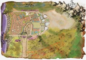 Battle Map CH41 to 43 by lilcoocumba