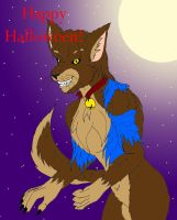 Happy Halloween 2009 by TimidTabby84