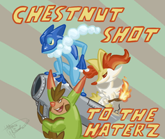 Chestnut Shot by Weirda208