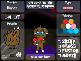 Miles Reference Sheet by Night-Chimeras-Cry