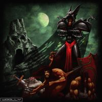 Conquest of the Overfiend by Woolly76