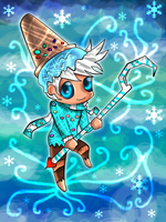 Jack Frost Sugar Rush by ghinaagini
