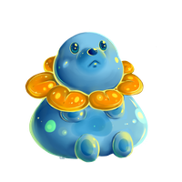 Custom Squishie for Oniendra! by Electrical-Socket
