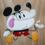 Mickey Mouse by xanderthurteen