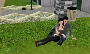 Grass_DODL_Sims3 by IvyDillonx