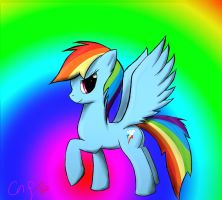 RAINBOWWWWW by chineseninja