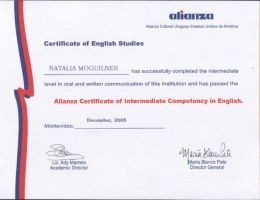 MY CERTIFICATE I CAN'T BELIEVE by Silnat
