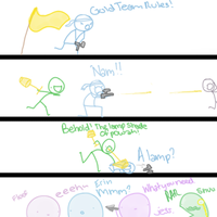 Paint Ball and how it works. by Crazyguy338