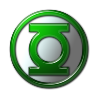 Green Lantern Corps Insignia Classic by SUPERMAN3D