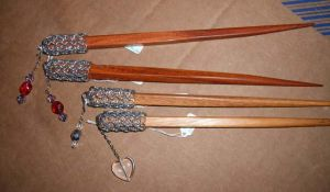 Maille sticks by enchantress13