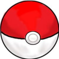 Pokeball Button 1 by FoxTrotProducts