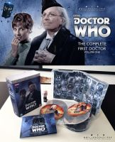 Doctor Who - The Complete First Doctor, Volume One by willbrooks