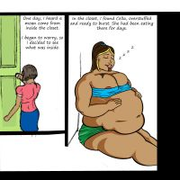 Capri Weight Gain 4 Animate by CulturalTaboo