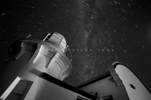 Lighthouse By Night by CainPascoe