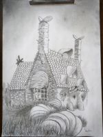 Shell Cottage by Fox-Angel2