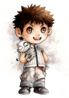 Minh kun chibi by kinly