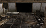 MMD Scary abandoned Haunted house by amiamy111