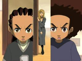 The Boondocks by Rdz2k7