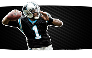 cam newton wallpaper 12 by jb-online