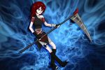 Ayame in shippuden by BunniesRPpl2