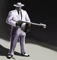 Mafia guy by nikohard