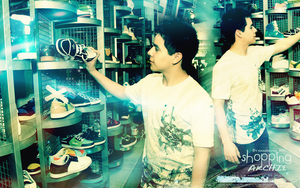Shopping With David Archuleta by o00khanhlynk00o