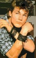 young morten harket by murfitt