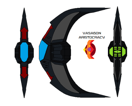 Vasagon fighter VR56 Count voivode by bagera3005