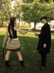 Steampunk Outing 6 by DaMeggers