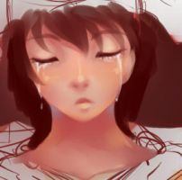 The Lady - wip by rika-dono