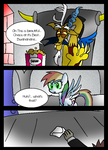 My Little Dashie II: Page 153 by NeonCabaret