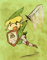 Link by Mr-Xvious