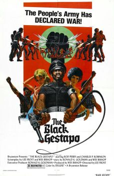 The Black Gestapo! by bullbrown