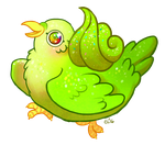 Lyme Awareness Cookiedove DTA by Herboreal