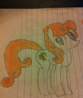 Carrottop drawing by greatandpowerfulCeci