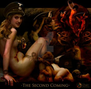 The Second Coming by MarCantonArt
