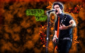 Green Day Wallpaper by EpiclyAlice