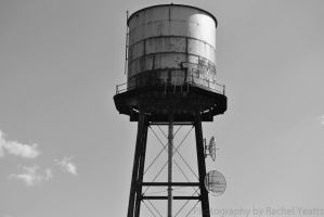 Water Tower by dementeddiva23