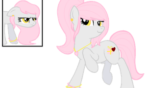 Makeover for - Pink Beryl by PinkPopcornWithSoda