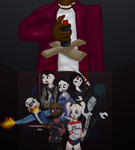 SuicideSquad by MrsPepperseed